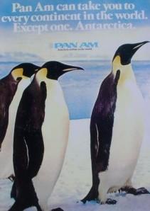 1970s pan am penguins